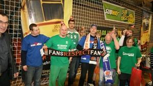 BIG Fans reisen nach Leipzig und Heidelberg