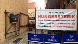 Divan-Besitzer Denis Gök tritt in Hungerstreik