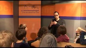 Thüringen TV - Altenburg TV - Schüler bei Altenburg TV