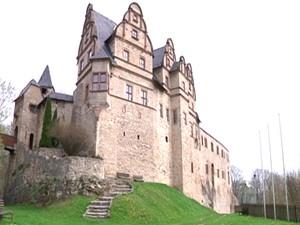 Das Oberschloss Kranichfeld