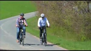Thüringen TV - Altenburg TV - Fahrrad bei Herzproblemen