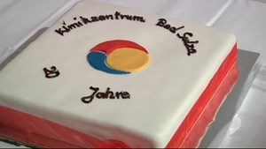 Das zwanzigjährige Jubiläum des Klinikzentrums Bad Sulza