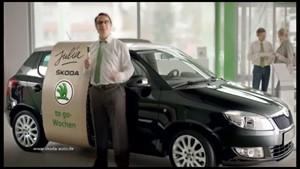 Werbespot Skoda Autohaus Liebe