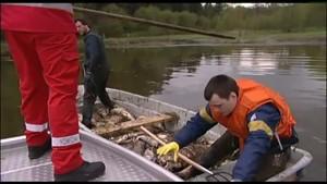Thüringen TV - SRF - Fischsterben