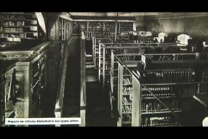 Gedenken an Erfurter Bücherverbrennung