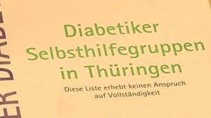 Deutscher Diabetiker Bund Landesverband Thüringen