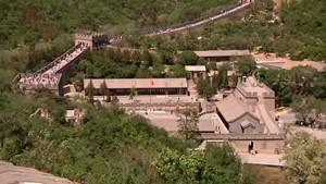 China TV: Impressionen von der Chinesischen Mauer