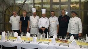 Der Männerkochklub Weimar ist 27 Jahre alt