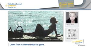Werbespot Reisebüro Conrad