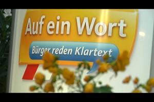 Auf ein Wort - in Weimar