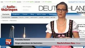 Nachrichten.Neu. vom 24.09.2013 mit Franziska Domann