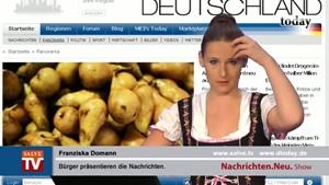 Nachrichten.Neu. vom 01.10.2013 mit Franziska Domann