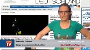 Nachrichten.Neu. vom 18.10.2013 mit Franziska Domann