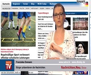 Nachrichten.Neu vom 22.10.2023 mit Franziska Domann