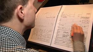 Der Komponist Mario Wiegand