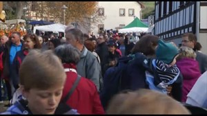 Thüringen TV - Obstmarkt - Bad Berka TV