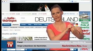 Nachrichten.Neu. vom 05.11.2013 mit Franzi