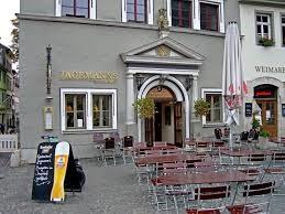 Restaurant Jagemanns in Weimar