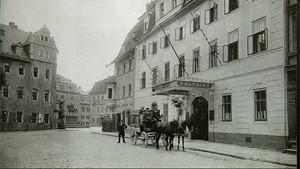 Über den Umgang mit Räumen oder Erbprinz ein Hotel in Weimar