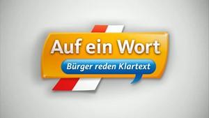 Auf ein Wort - Bürger reden Klartext - Heilbad Heiligenstadt vom 12.11.2013