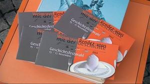 Weimarer Rendez-vous mit der Geschichte  Geschichtsfestmahl