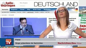 Nachrichten.Neu. vom 04.12.2013 mit Franziska Domann
