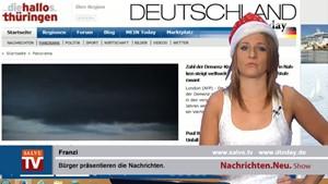 Nachrichten.Neu. vom 05.12.2013 mit Franzi