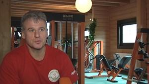 Fitness-Trainer Jürgen Ihrig