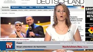 Nachrichten.Neu. vom 16.12.2013 mit Franzi