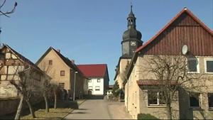 Orte im Weimarer Land: Egendorf