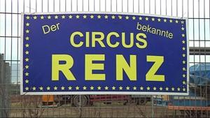 Der Circus Renz in Weimar