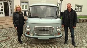Gefangenentransport in der DDR