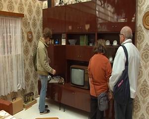 Nostalgie Ausstellung im Thüringen-Park