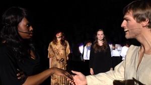 Das JESUS-Musical. Uraufführung in Apolda