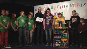 Weimarer Kinderrechtspreis 2013