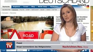 Nachrichten.Neu. vom 06.01.2014 mit Franzi