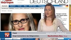Nachrichten.Neu. vom 07.01.2014 mit Franzi