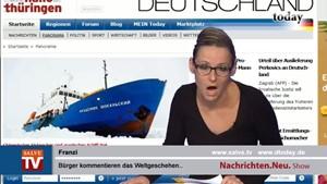 Nachrichten.Neu. vom 08.01.2014 mit Franzi