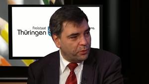 Thüringen Wo?..! - Dr. Andreas Jantowski - Direktor des Thüringer Instituts für Lehrerfortbildung Lehrplanentwicklung und Medien