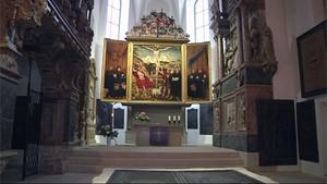 Zweiter Bauabschnitt der Herderkirche