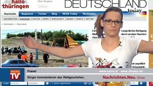 Nachrichten.Neu. vom 10.01.2014 mit Franzi
