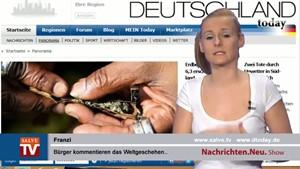 Nachrichten.Neu. vom 20.01.2014 mit Franzi