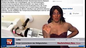 Nachrichten.Neu. vom 23.01.2014 mit Lolita