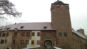 Die Wasserburg in Kapellendorf