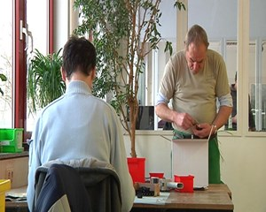 Neue Werkstatt für psychisch Behinderte in Legefeld