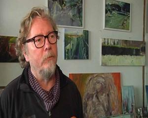 Künstlerischer Leiter der Kunsthalle Arnstadt Dorsten Klauke
