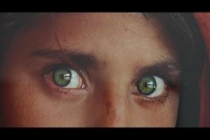 Steve McCurry und das afghanische Mädchen