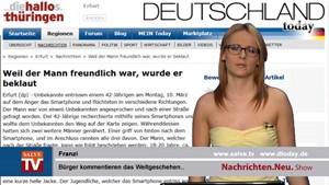 Nachrichten.Neu. vom 12.03.2014 mit Franzi