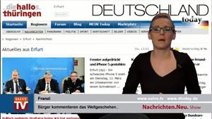 Nachrichten.Neu. vom 13.03.2014 mit Franzi