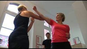 Wing Chun Probetraining an einem ungewöhnlichen Ort